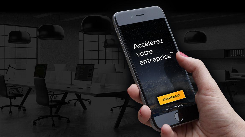 Mobilité numérique en entreprise - solution pour devancer les concurrents - tines.fr